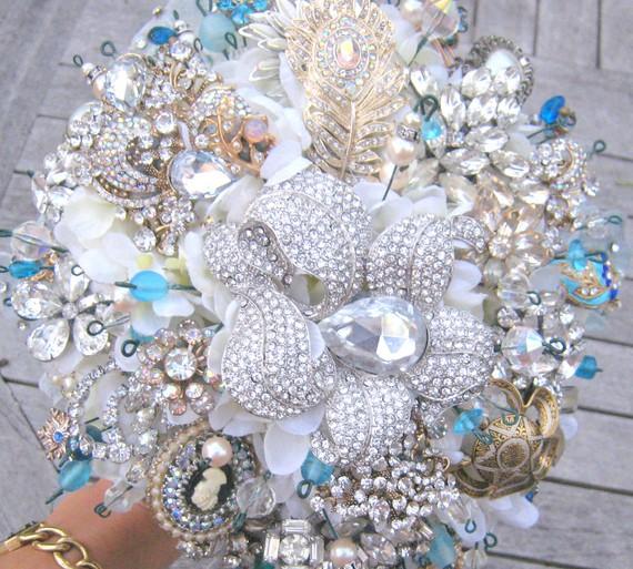 Bouquet Jewels Jewel Bouquets
